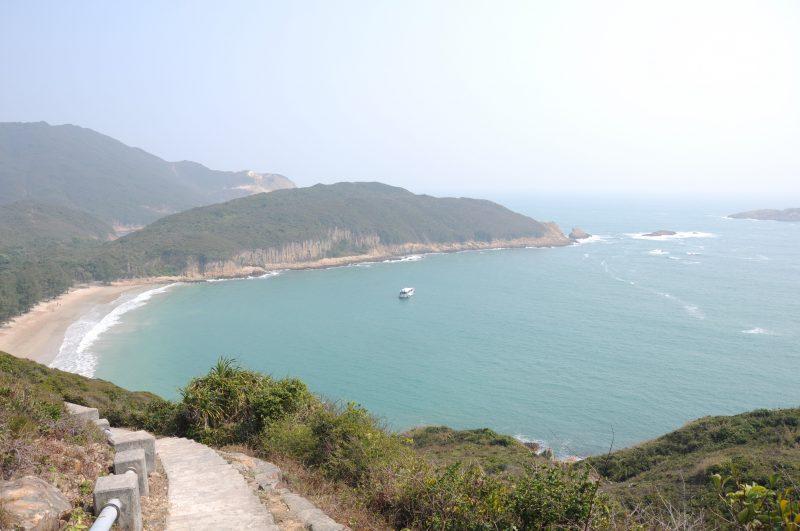 香港後花園 – 白腊灣、糧船灣